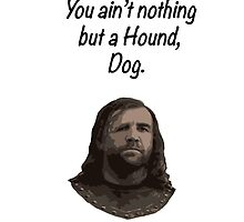 Hound, Dog by acourv7