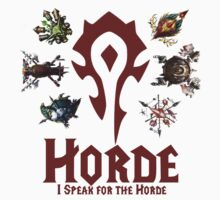 Horde Races by ReGirotto