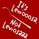 It's Leviooooosa. by nimbusnought