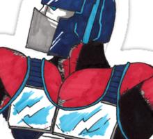 Alpha Prime Sticker