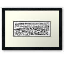 Portal Sul do Mosteiro dos Jerónimos. Framed Print