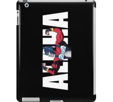 Alpha Prime (White Text) iPad Case/Skin
