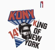 KING OF NEW YORK (#KONY14) by justwentVIRAL