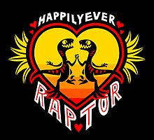 Happily Ever Raptor by Versiris