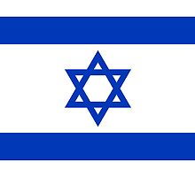 Flag of Israel  by abbeyz71
