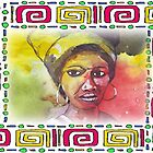 African woman - Ethnic series by Maree  Clarkson