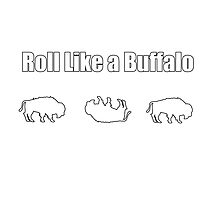Roll Like A Buffalo by kpoplace