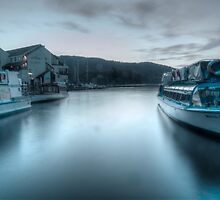Windermere by Stephen Hall