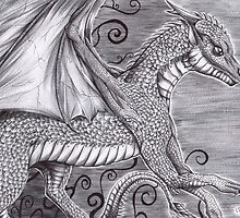 Ryu the dragon by Furiarossa