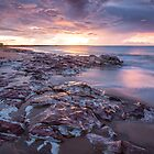 Wagait Beach Storm Colours by Andrew Brooks
