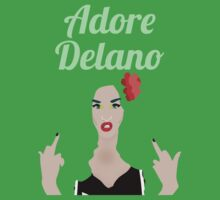 Adore gives no f**ks by ahsonline