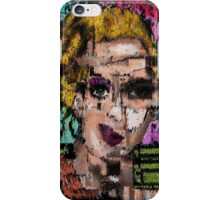 Portrait of a wife and mother iPhone Case/Skin