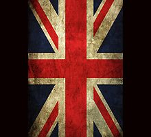 Classic British Flag by adddi