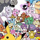 Pokemon! by Rhiannon Coales
