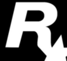 Rockstar Logo Sticker