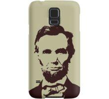 Abraham Lincoln Portrait Samsung Galaxy Case/Skin