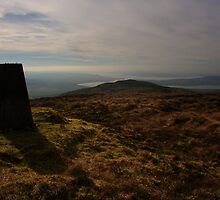 Scalp Mountain Summit by Adrian McGlynn