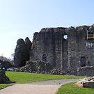 Dundonald Castle, Scotland by ElsT