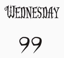 Wednesday Addams by JumpStreet