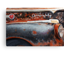 The Old One Eighty #2 Canvas Print