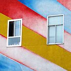 Stripes and Windows © by Ethna Gillespie