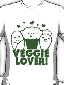 Vegan Veggie Lover T-Shirt