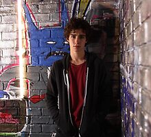 Robert Sheehan by MustBeNice