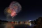 Easter Fireworks  by EOS20