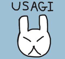 Imaizumi's Usagi T-Shirt by tanoshindeikou