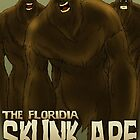 The Florida Skunk Ape by MetalheadMerch