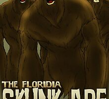 The Florida Skunk Ape by Luke Kegley