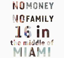 NO MONEY NO FAMILY 16 IN THE MIDDLE OF MIAMI by fetavla