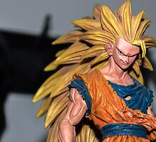 Goku Super Sayajin 3 by Guilherme Bermêo