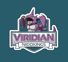 Viridian Nidokings by Pixel-Design