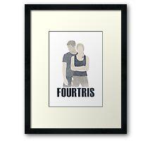 FOURTRIS Framed Print