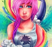 Rainbows and Dolphins  by retkikosmos