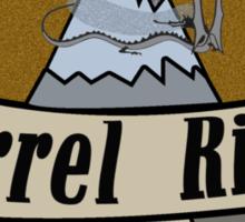 Erebor Barrel Riders Sticker