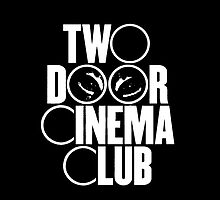 Two Door Cinema Club by SasquatchBear