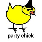 Party chick by wordofshay