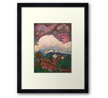 The Sanctuary Framed Print