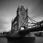 Tower Bridge Portrait by Ursula Rodgers Photography