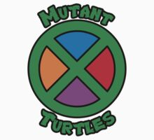 Mutant Turtles by UltraPrimal