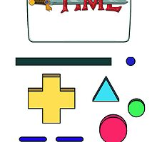 Adventure Time BMO by Evondon