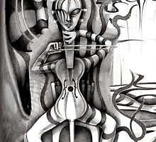 Cello Mania. by - nawroski -