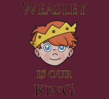 Weasley is our King by CAPT-N