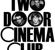 Two Door Cinema Club Faces by SasquatchBear