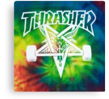 Thrasher Mag. Canvas Print