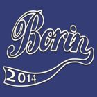 Borin 2014 by Robin Brown