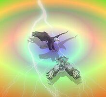 Eagle EyE by surrealism2