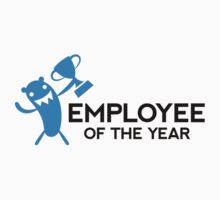 Employee of the Year by artpolitic